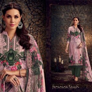 Radhika Latest Fashion Razia - D.No.2007
