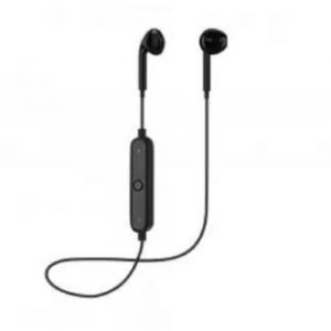 Rocko-04 Sports Bluetooth Headset -Black - GNG