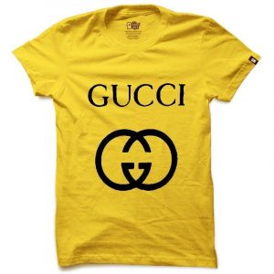 Casual T-Shirt-Gucci