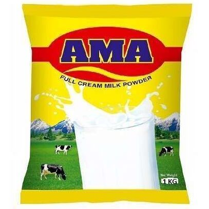 Ama Full Cream Milk Powder Cheap Price 4U