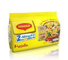Nestlé Maggi Two Minute Masala Noodles - 4 Pack - 248 Gm